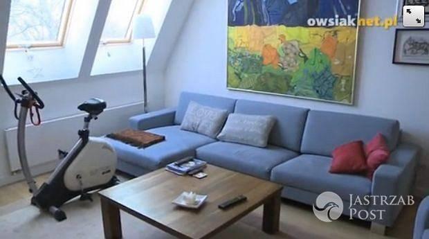 Jerzy Owsiak - mieszkanie
