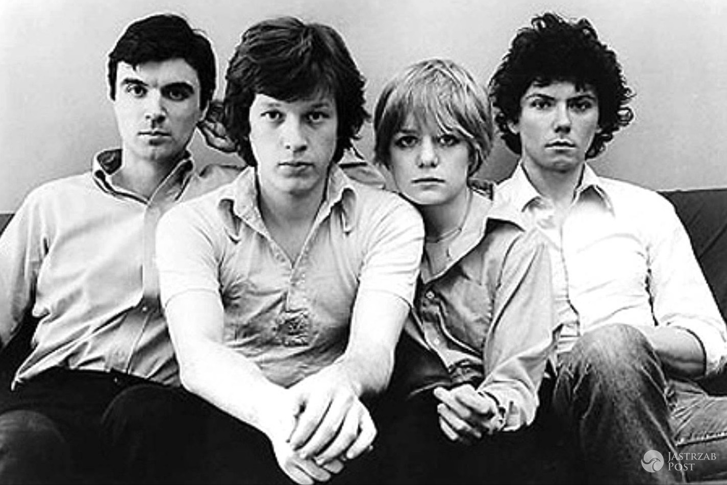 Piosenka z serialu Belle Epoque Talking Heads Psycho Killer