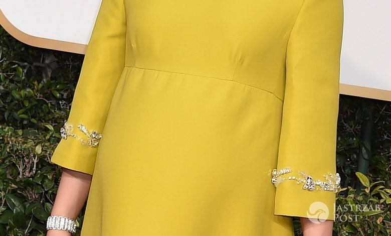 Natalie Portman i Benjamin Millepied - Złote Globy 2017