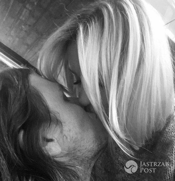 Piotr Woźniak-Starak pokazał intymne zdjęcie z żoną, Agnieszką