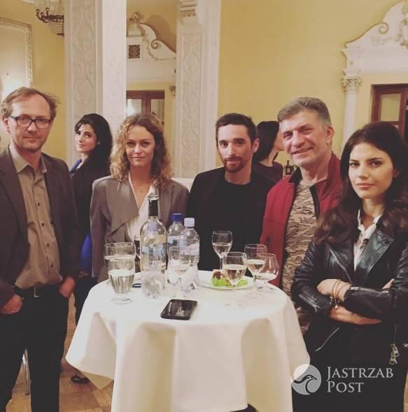 Weronika Rosati zagra w filmie z Vanessą Paradis