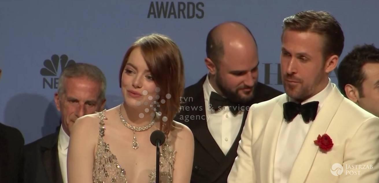 Ryan Gosling i Emma Stone