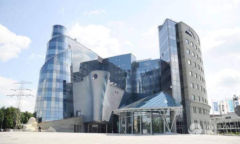 Siedziba TVP na ul. Woroniczej