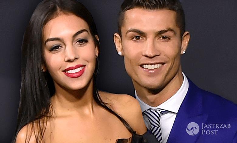 Åšlub Cristiano Ronaldo i Georginy Rodriguez