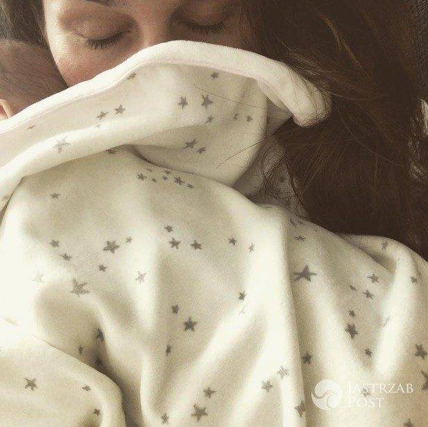 Paulina Sykut-Jeżyna pokazała zdjęcie z córką
