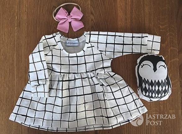 Paulina Sykut pokazała zdjęcie ubrań córki