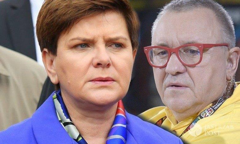 Beata Szydło wspierała WOŚP