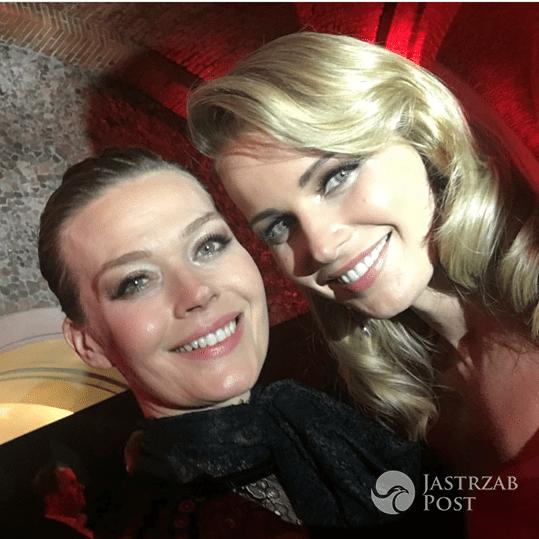 Tamara Arciuch i Agnieszka Cegielska - Telekamery 2017