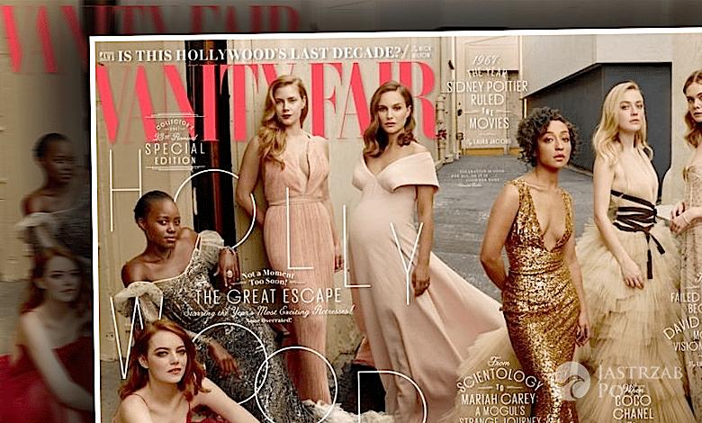 Vanity Fair luty 2017 11 gwiazd