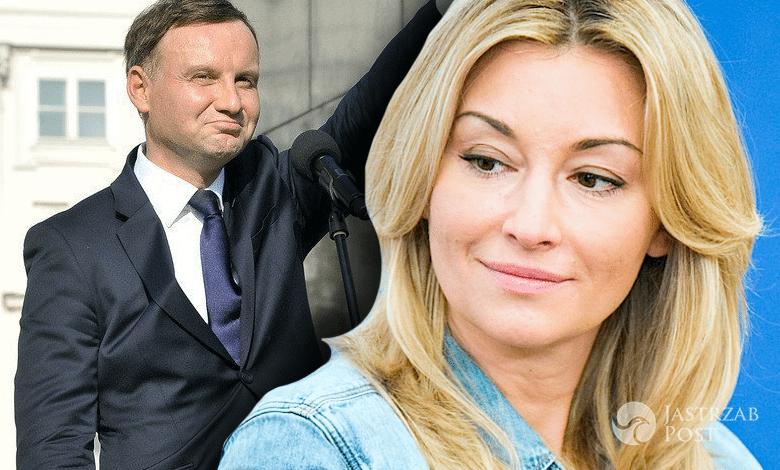 Martyna Wojciechowska o Andrzeju Dudzie i PiSie