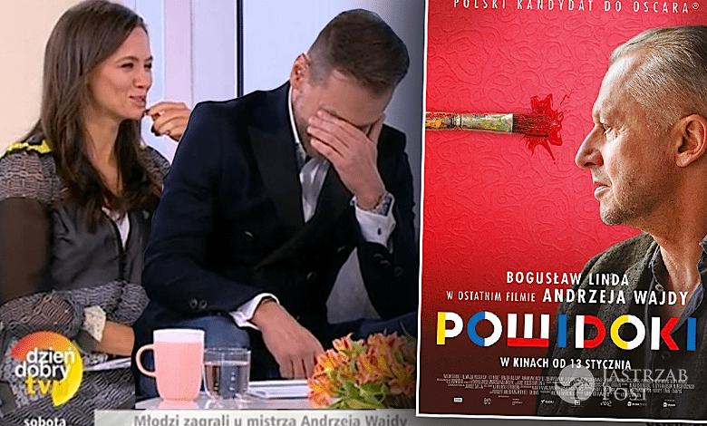 Mateusz Rzeźniczak wpadka w Dzień Dobry TVN