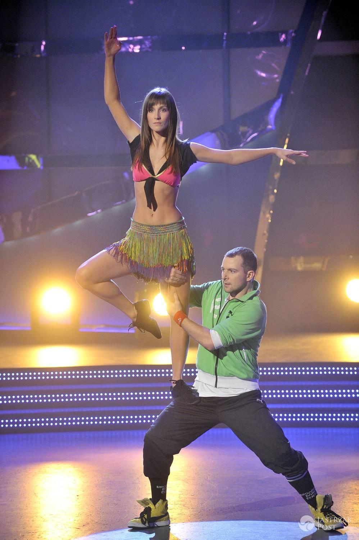 Anna Bosak w programie You can dance