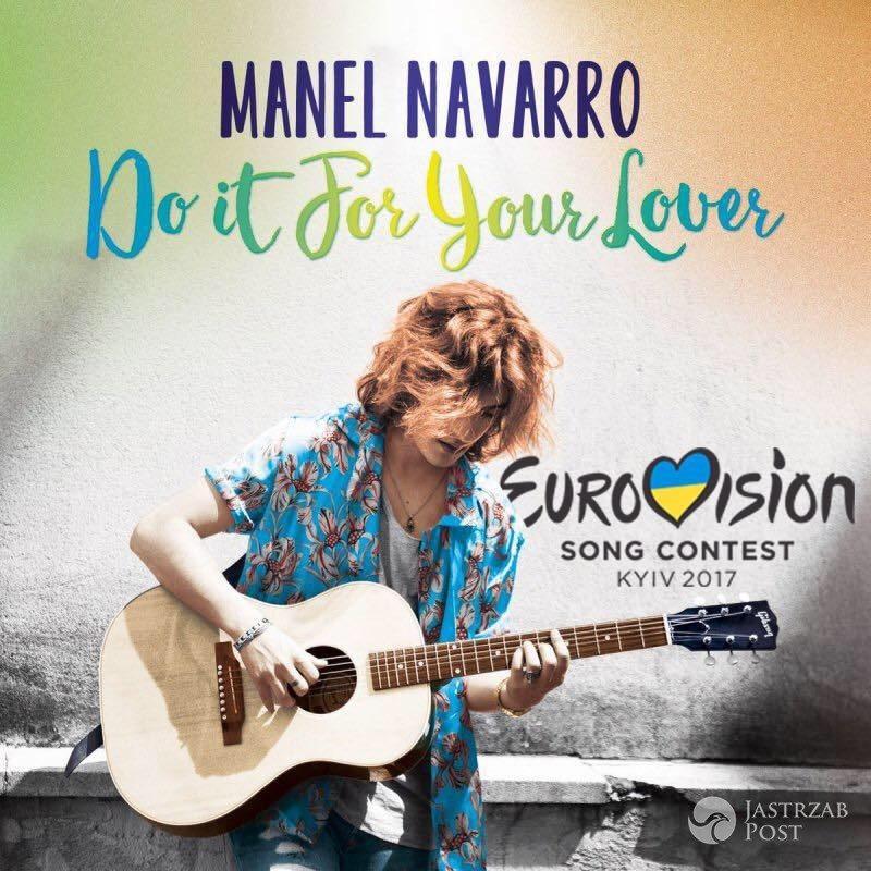 Manel Navarro z Hiszpanii na Eurowizję 2017