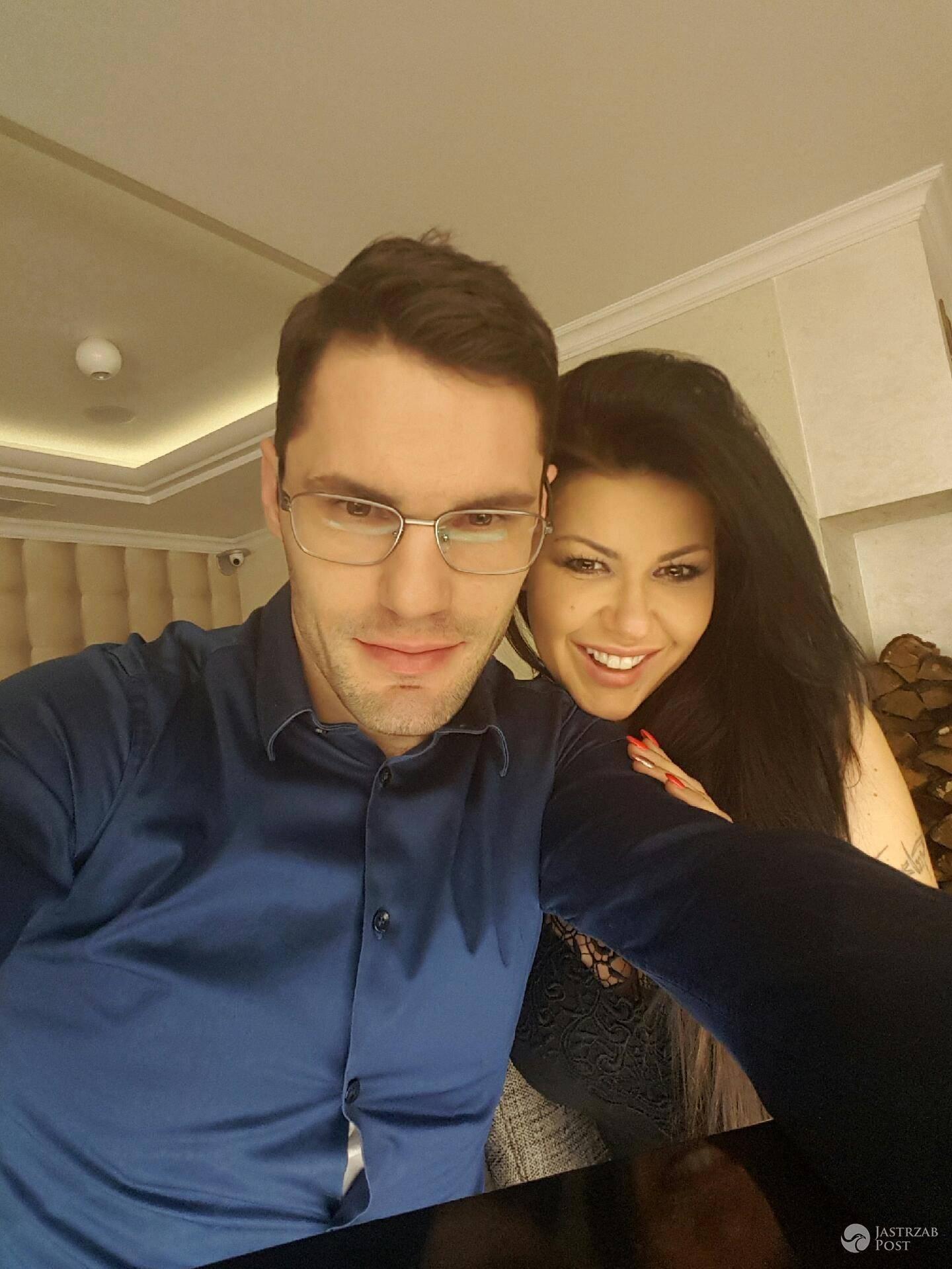 Iwona Węgrowska i Maciej Marcjanik są znowu parą