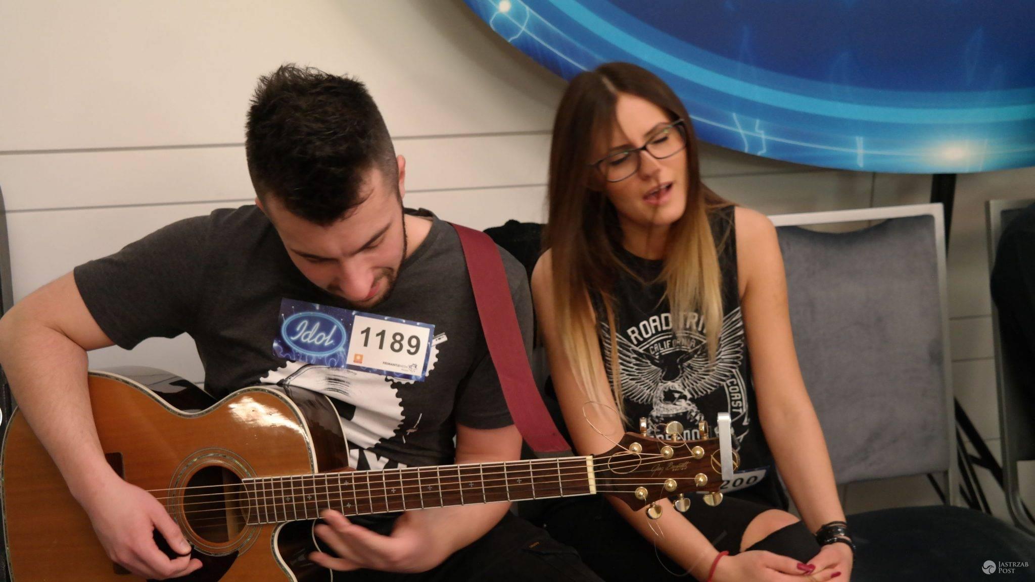 Ewa Farna zaśpiewała z uczestnikiem 5. edycji Idola