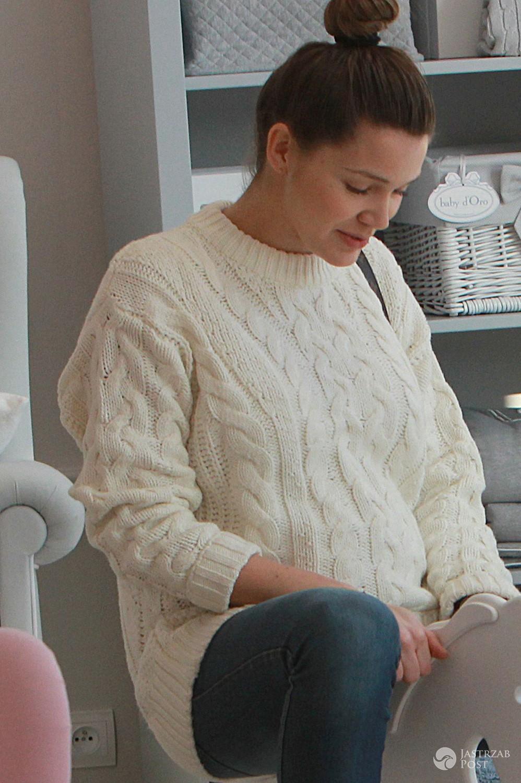 Natalia Jakuła w ciąży na zakupach. Zdjęcia paparazzi 2017