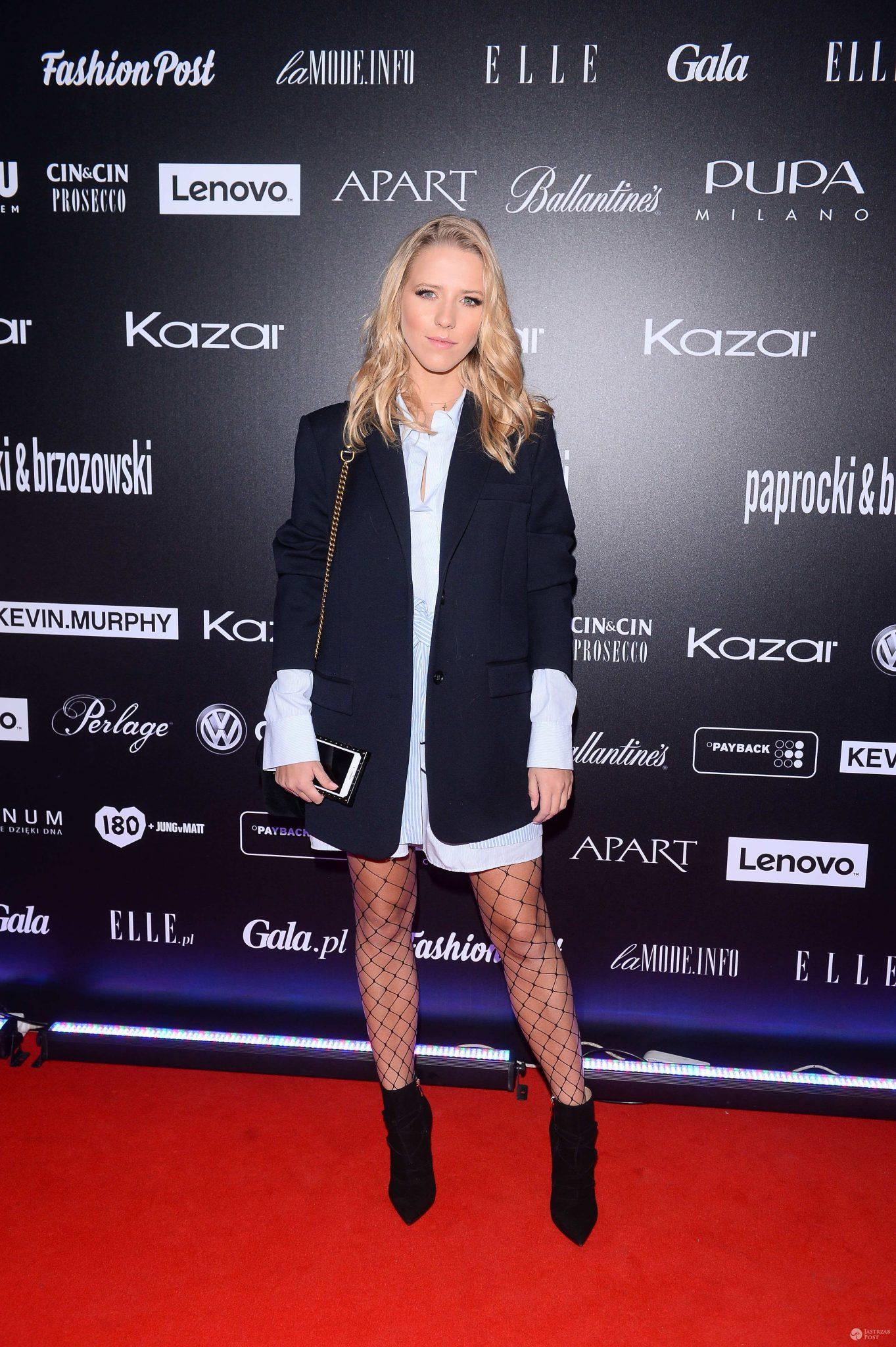 Jessica Mercedes - Pokaz Paprocki & Brzozowski i Kazar 2017