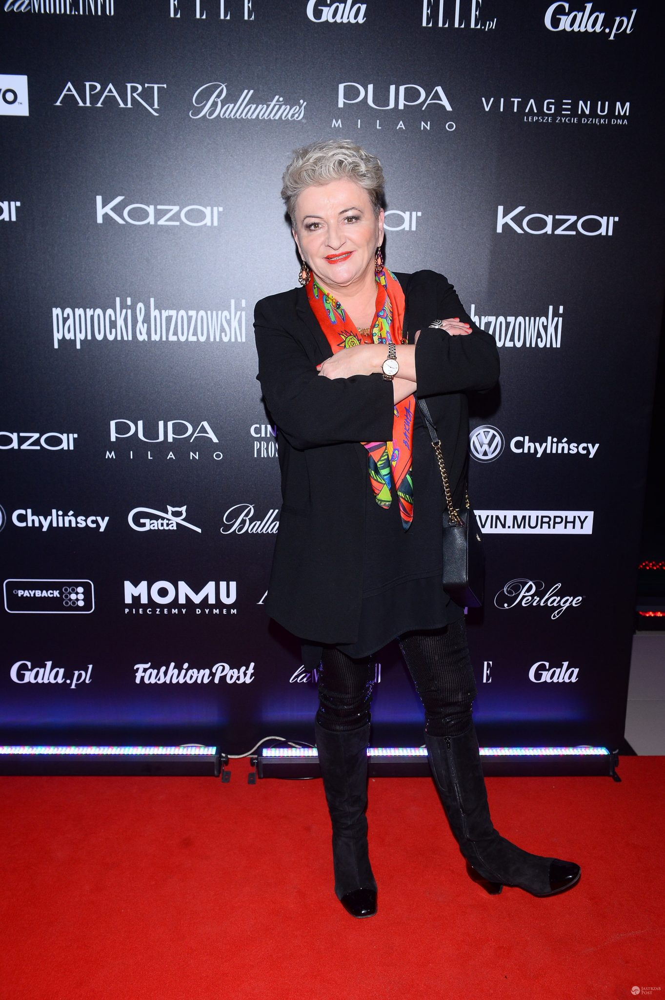 Hanna Bakuła - Pokaz Paprocki & Brzozowski i Kazar 2017