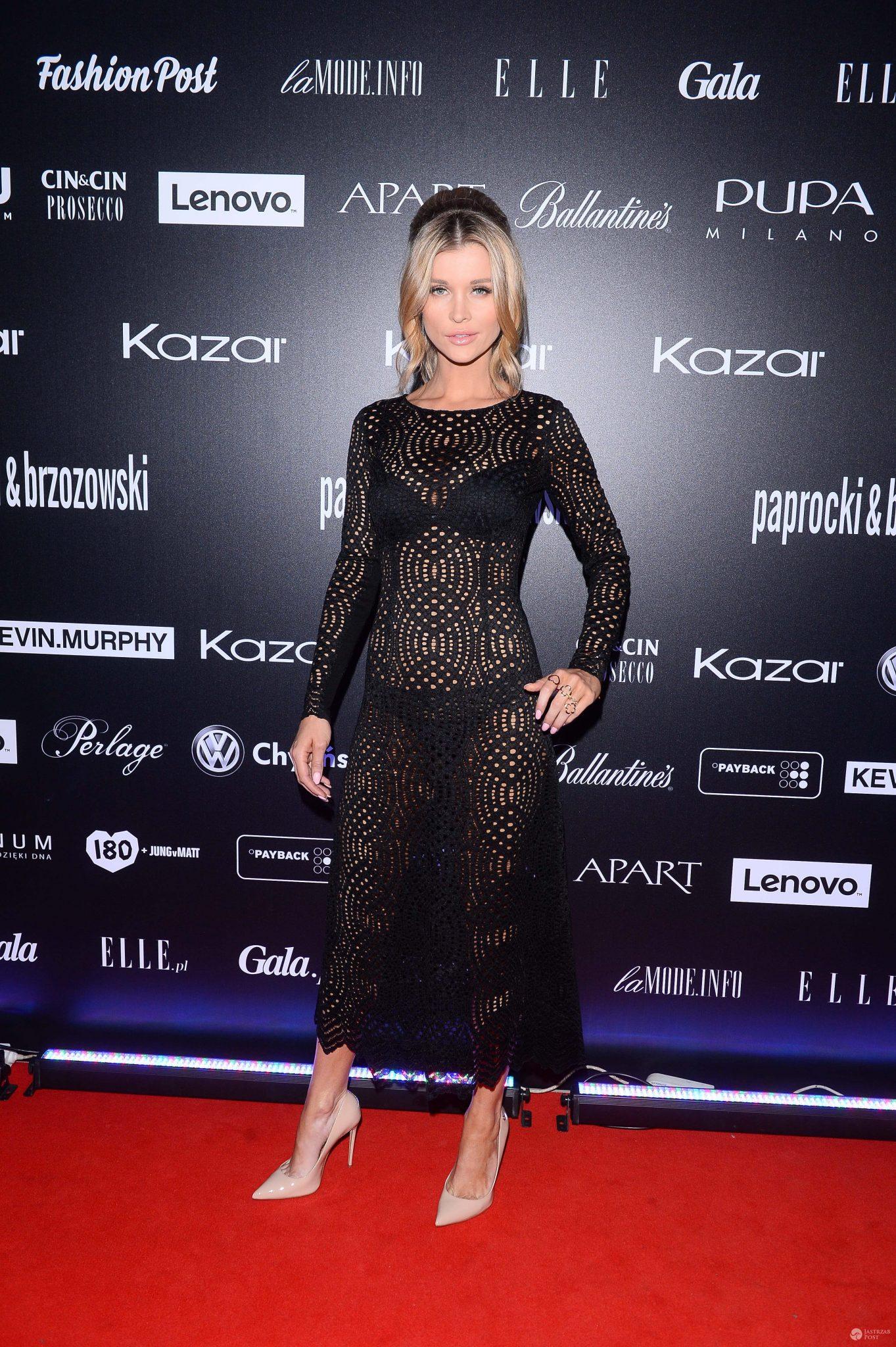 Joanna Krupa - Pokaz Paprocki & Brzozowski i Kazar 2017