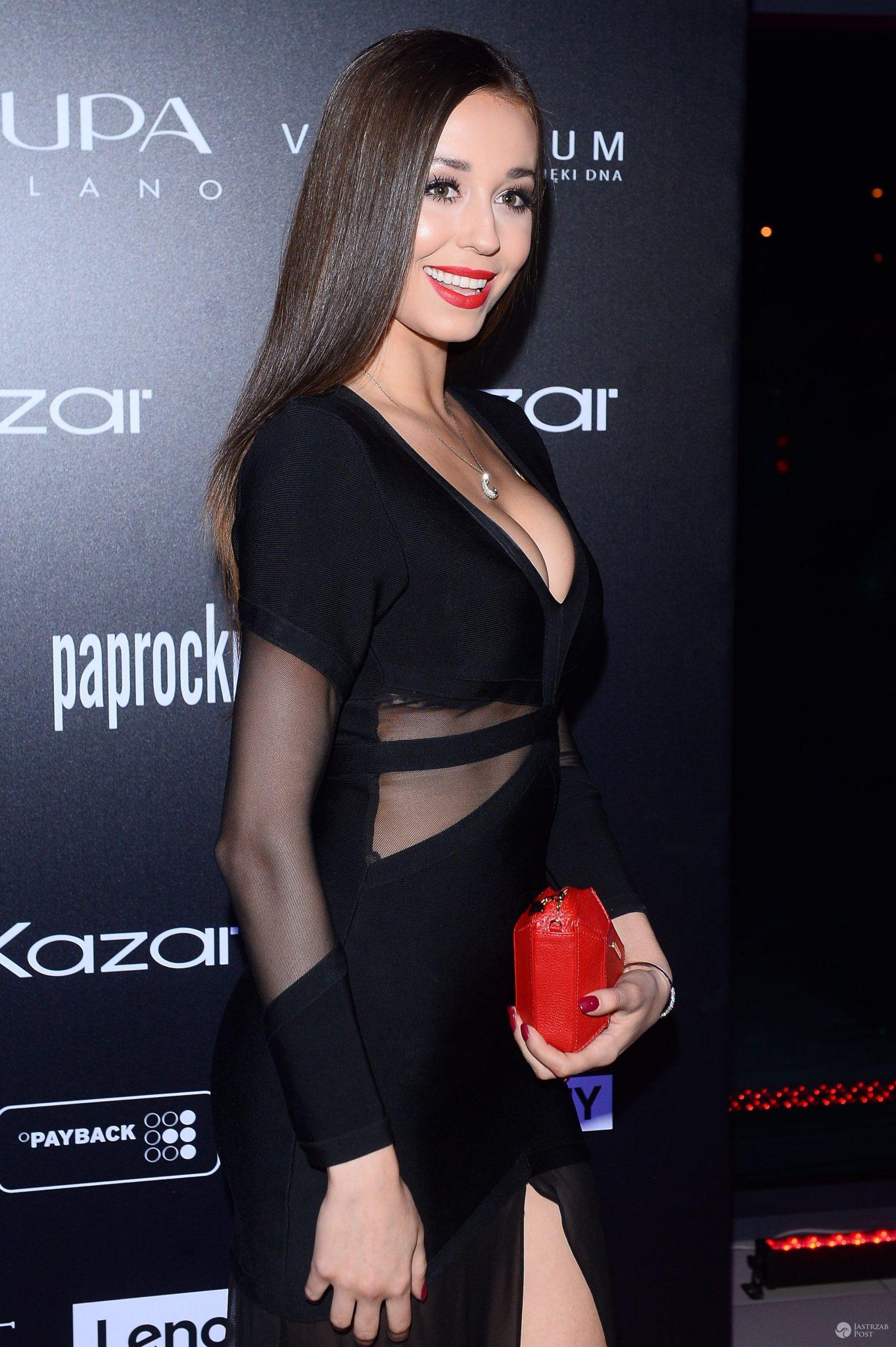 Izabella Krzan - Pokaz Paprocki & Brzozowski i Kazar 2017