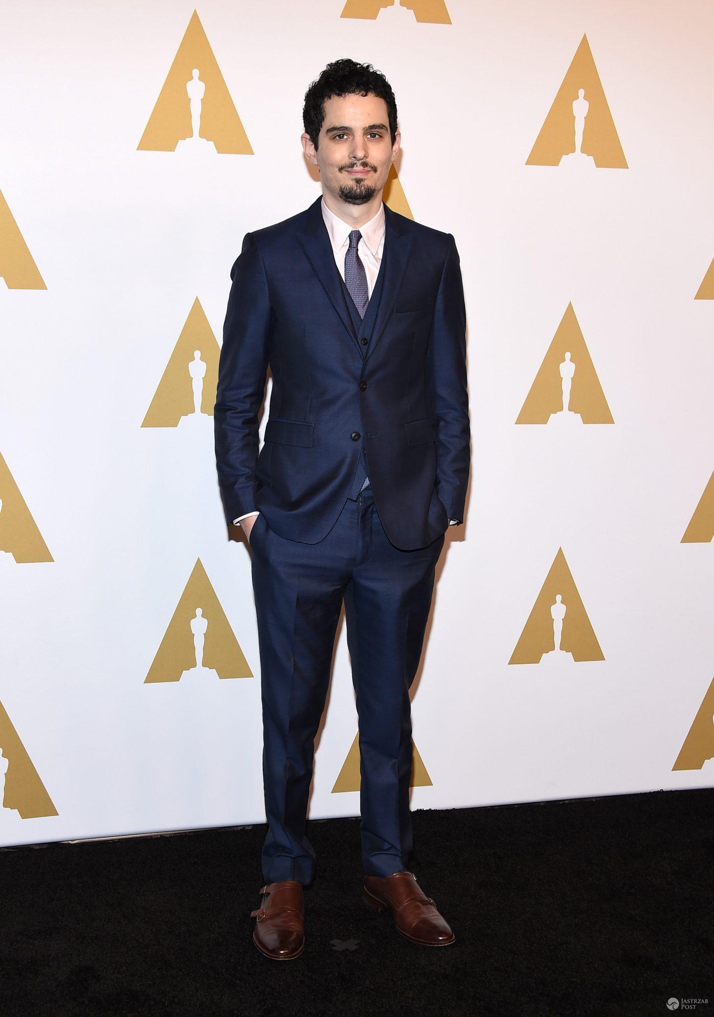Damien Chazelle - Lunch przed Oskarami 2017