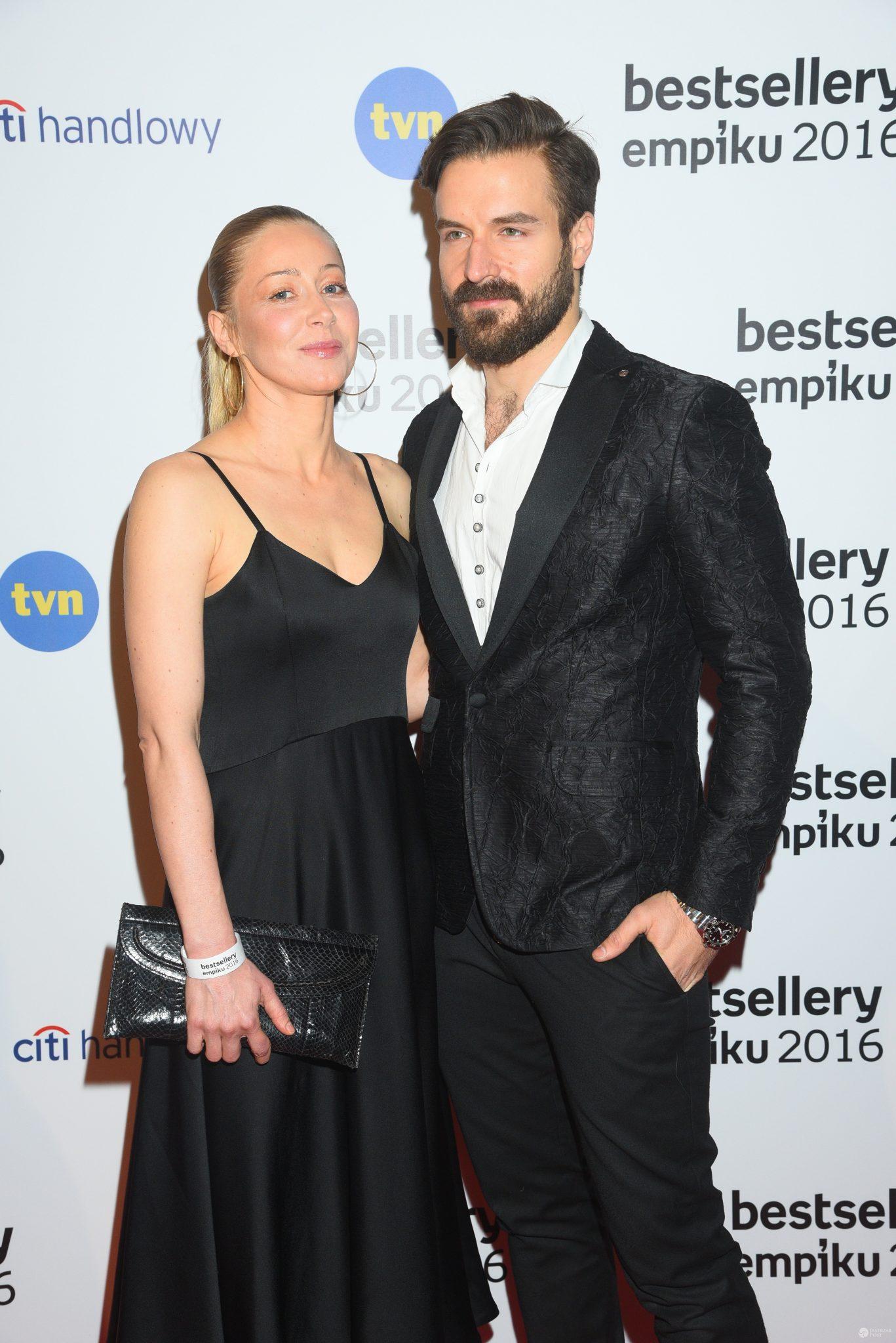 Katarzyna Warnke i Piotr Stramowski - Bestsellery Empiku 2016