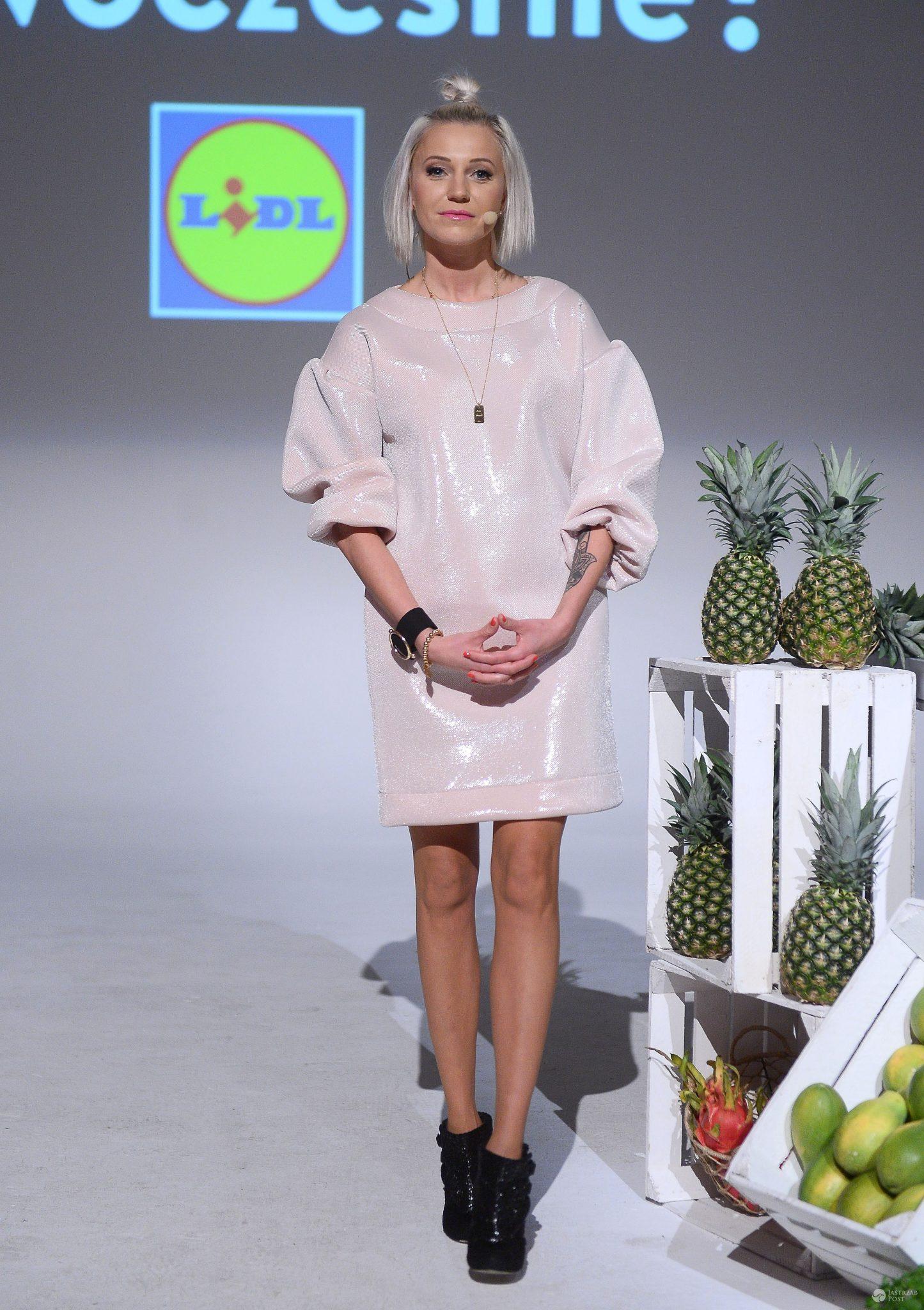 Daria Ładocha - konferencja Lidl