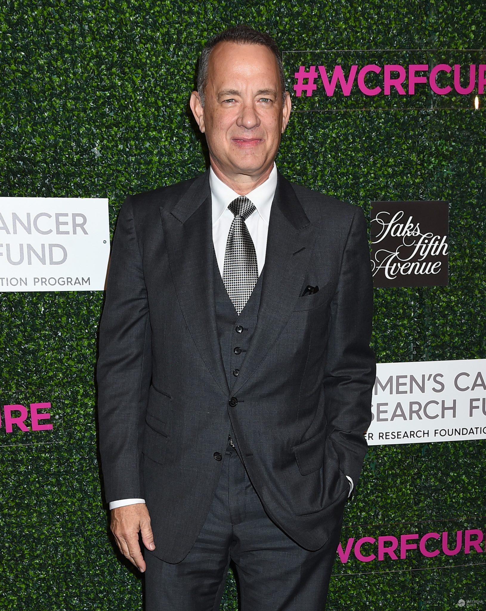 Tom Hanks napisał książkę na maszynie do pisania