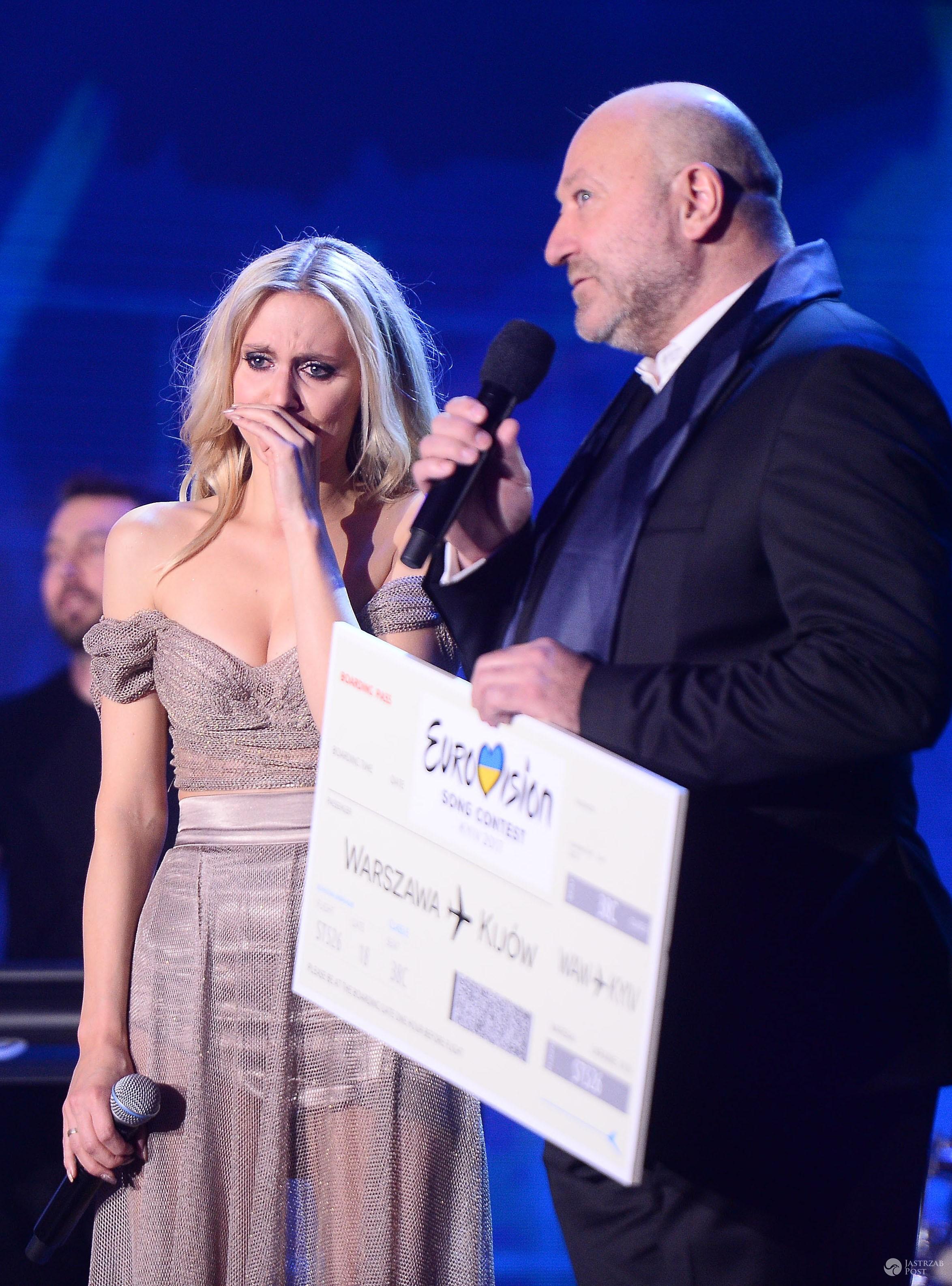 Wpadka TVP z Eurowizją 2017. Gdzie odbywa się konkurs? (Kasia Moś zdjęcie)