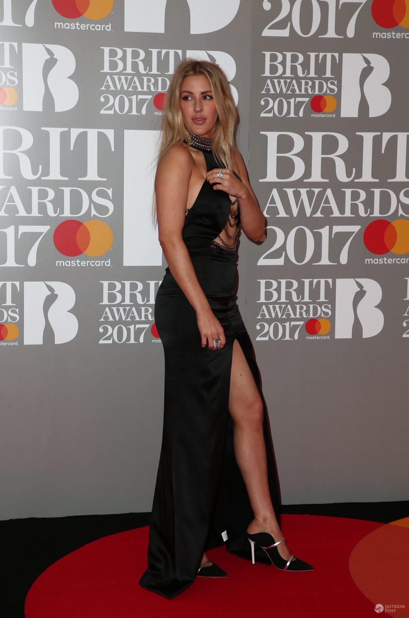 Ellie Goulding - BRIT Awards 2017