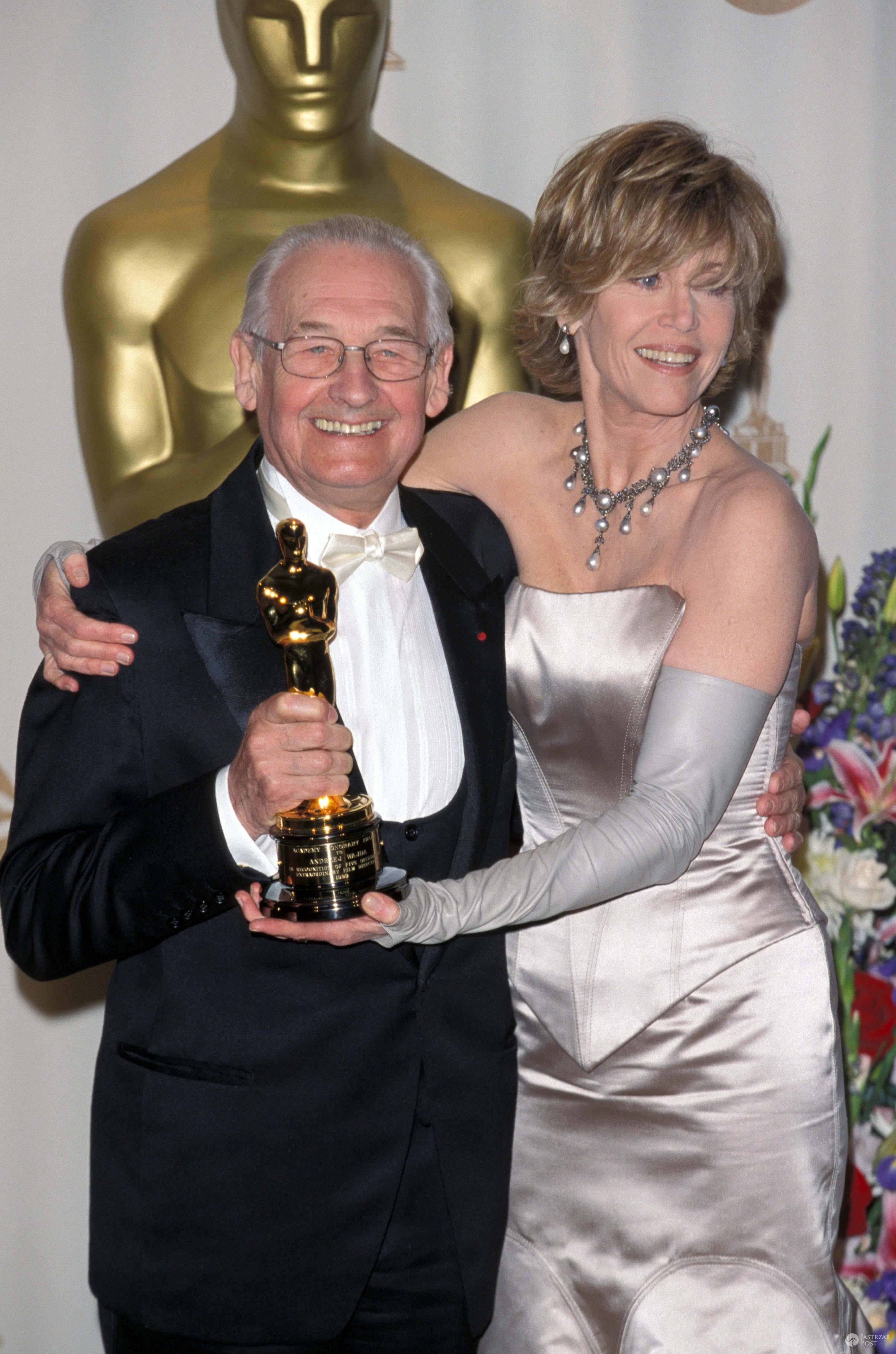 Andrzej Wajda - Oscary 2000 (Polacy na Oscarach)