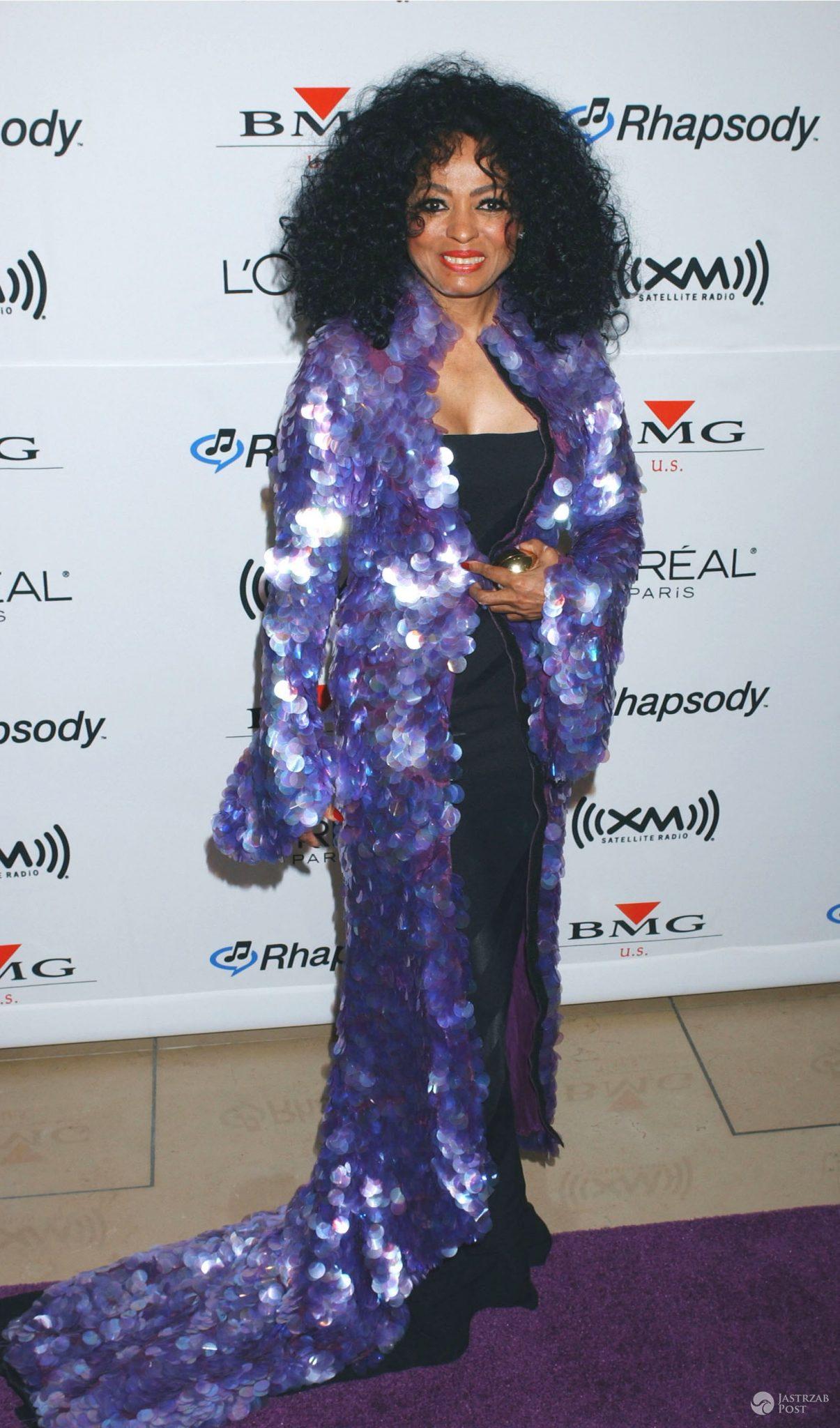 Diana Ross - Grammy 2006