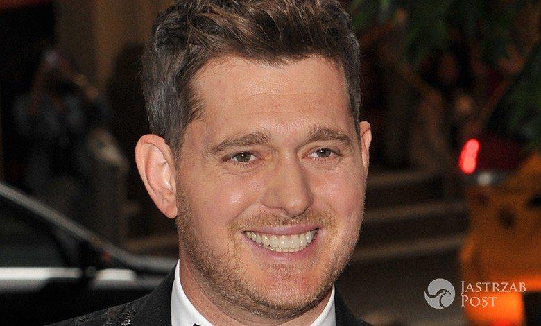 Michael Buble - jego syn wygrał walkę z rakiem