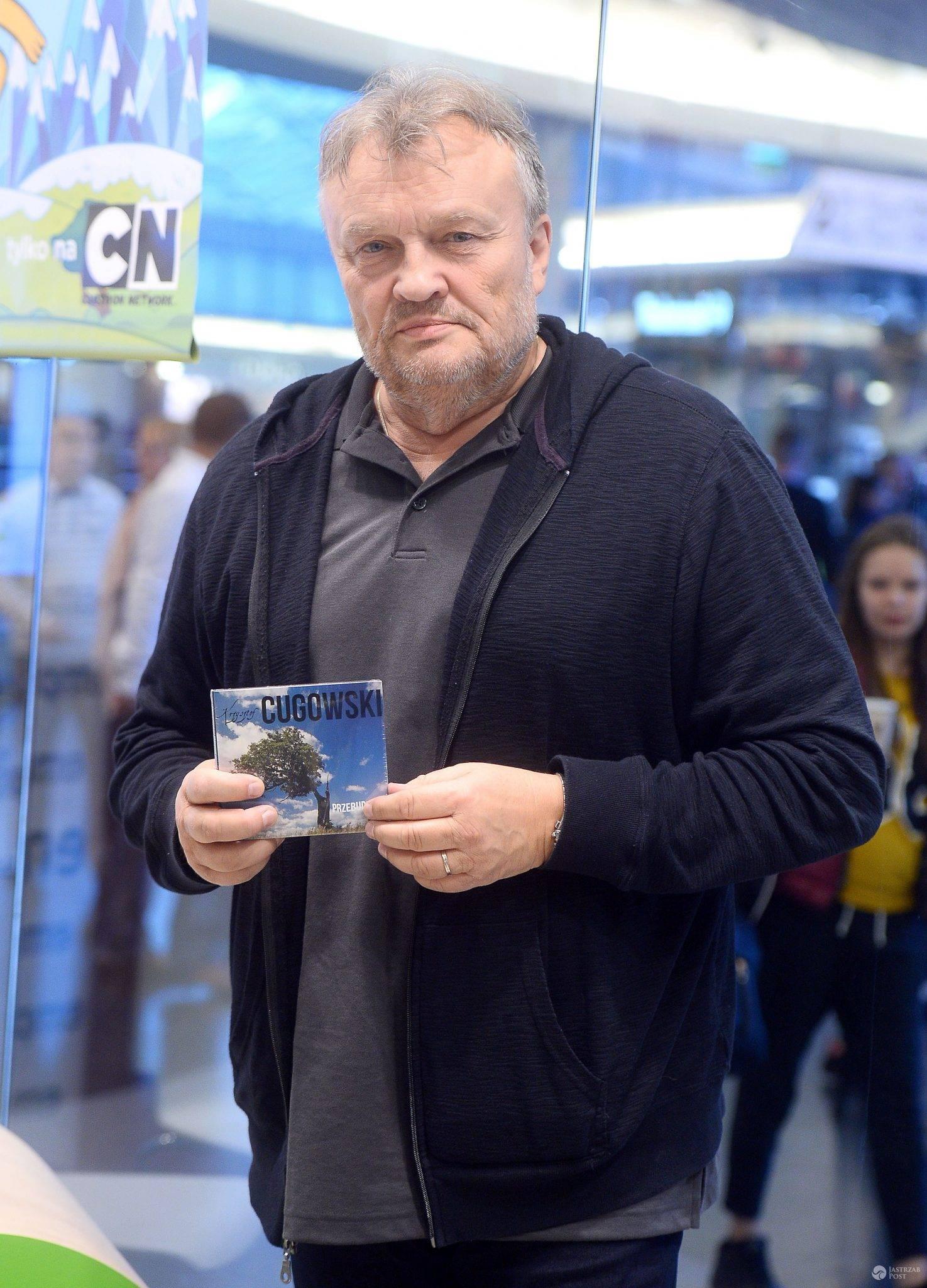 Krzysztof Cugowski jest uzależniony od Totolotka