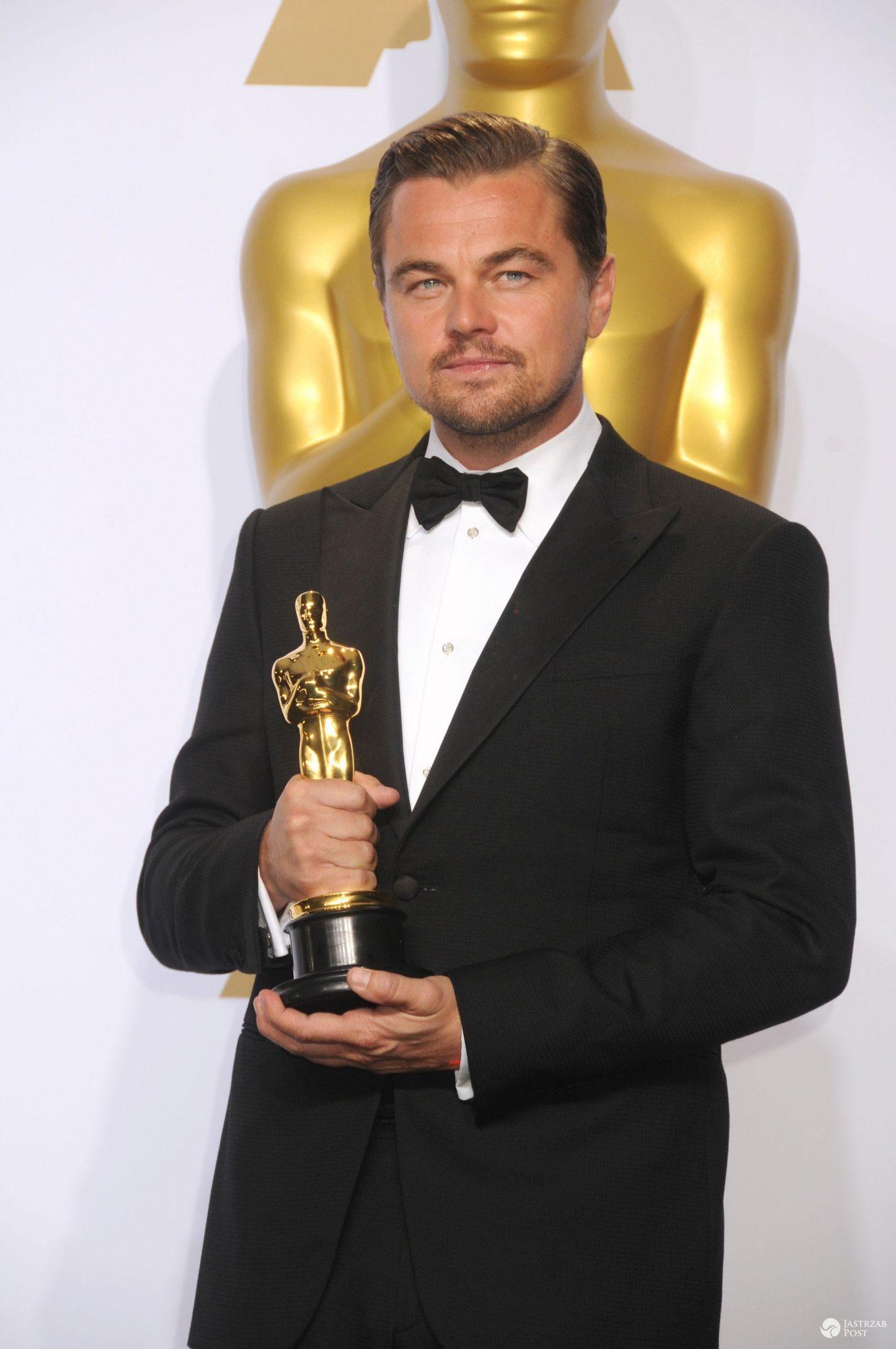 Leonardo DiCaprio odpowiada za wpadkę podczas rozdania Oscarów 2017?