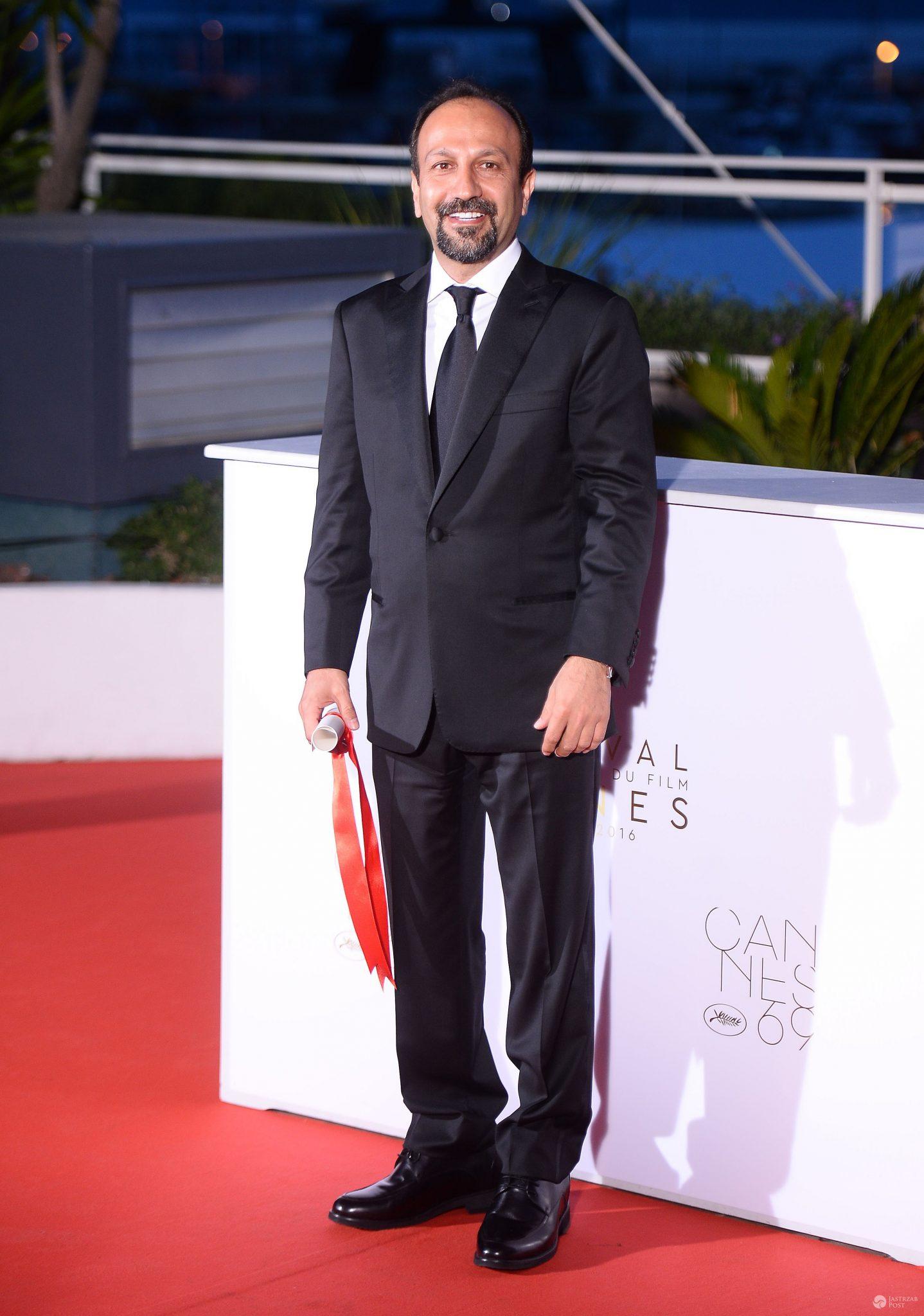 Asghar Farhadi, irański reżyser nie odebrał Oscara 2017
