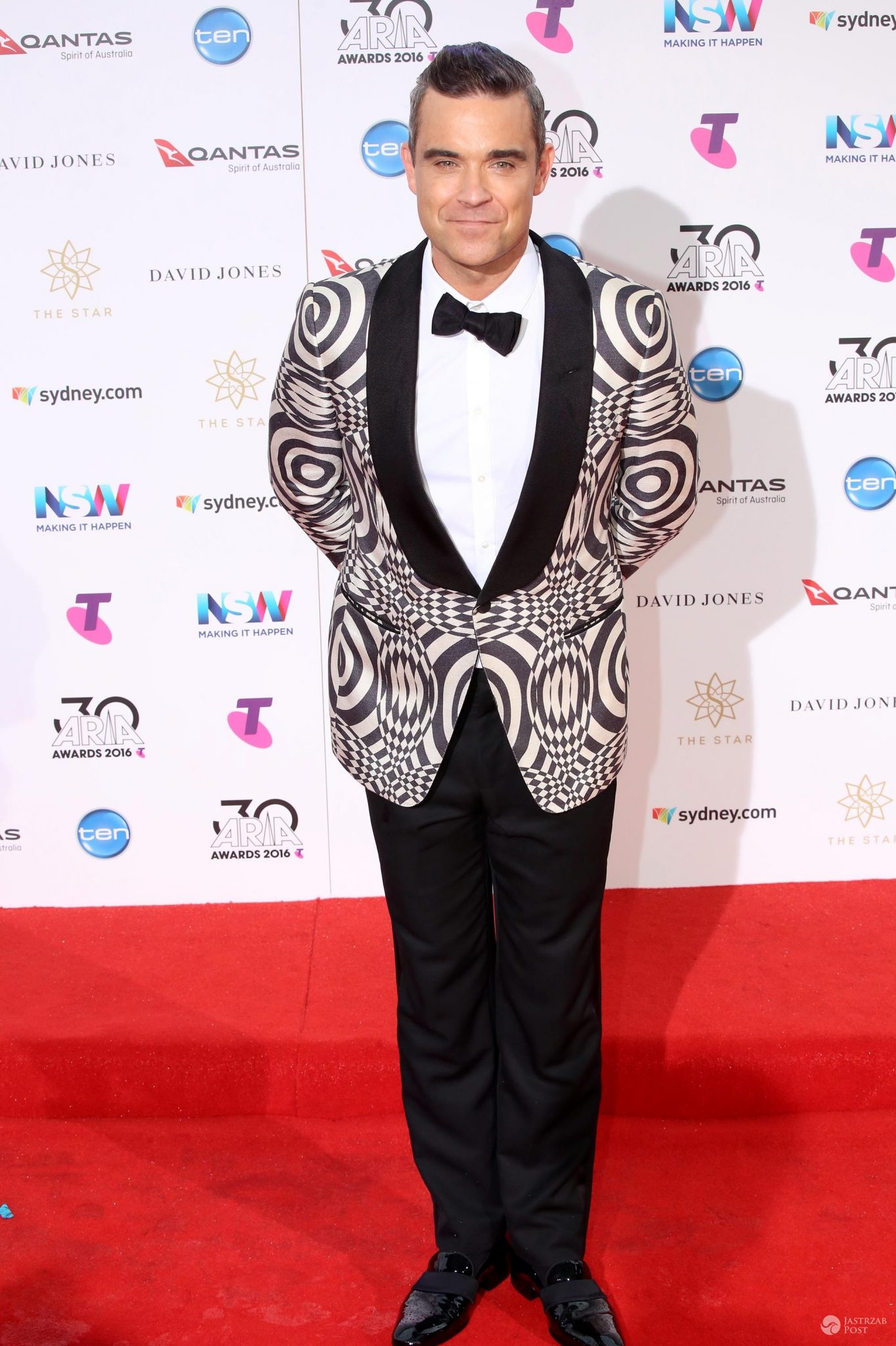 Robbie Williams urodził się 13 lutego 1974 roku