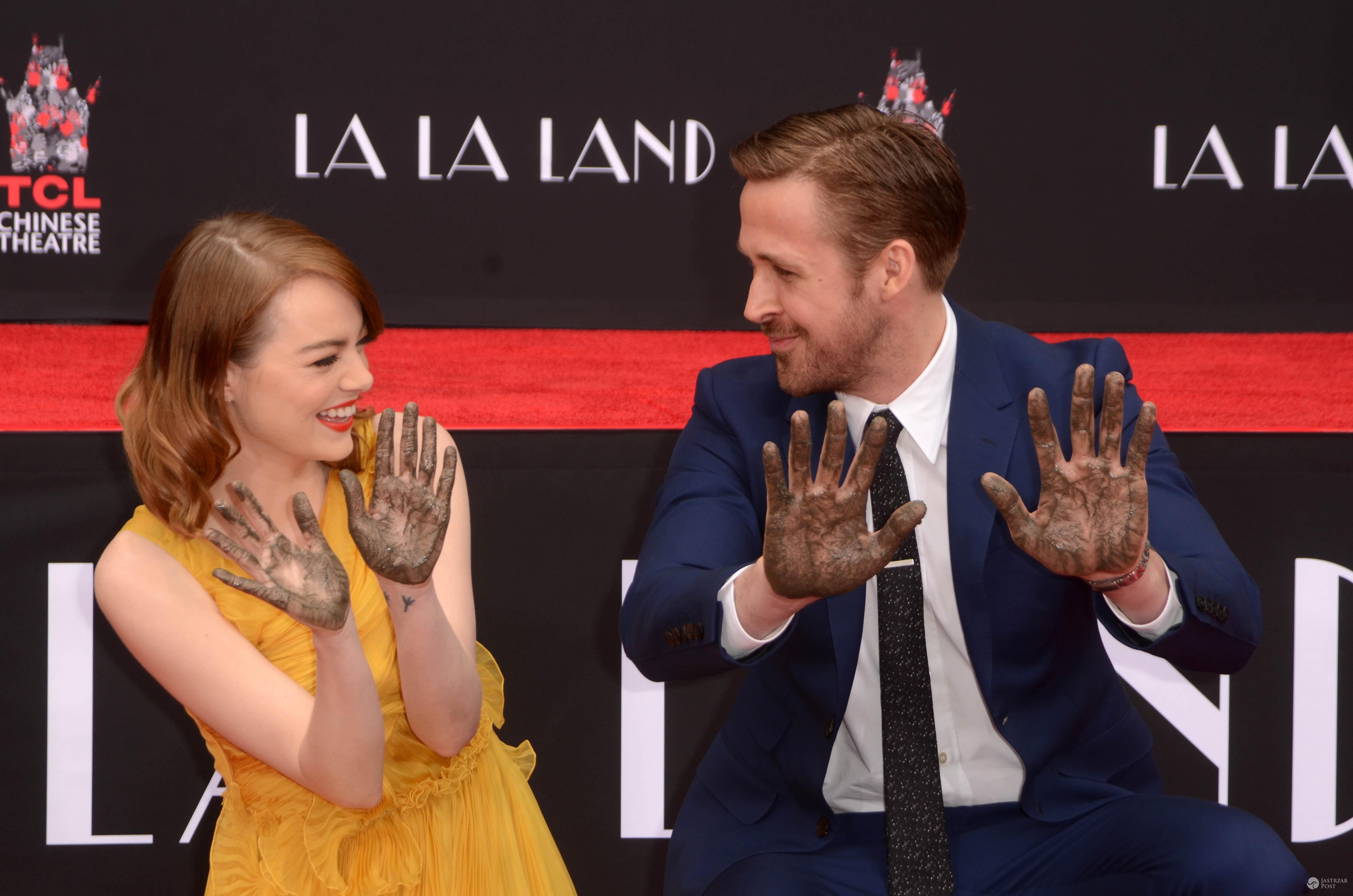 Emma Stone i Ryan Gosling mają romans?