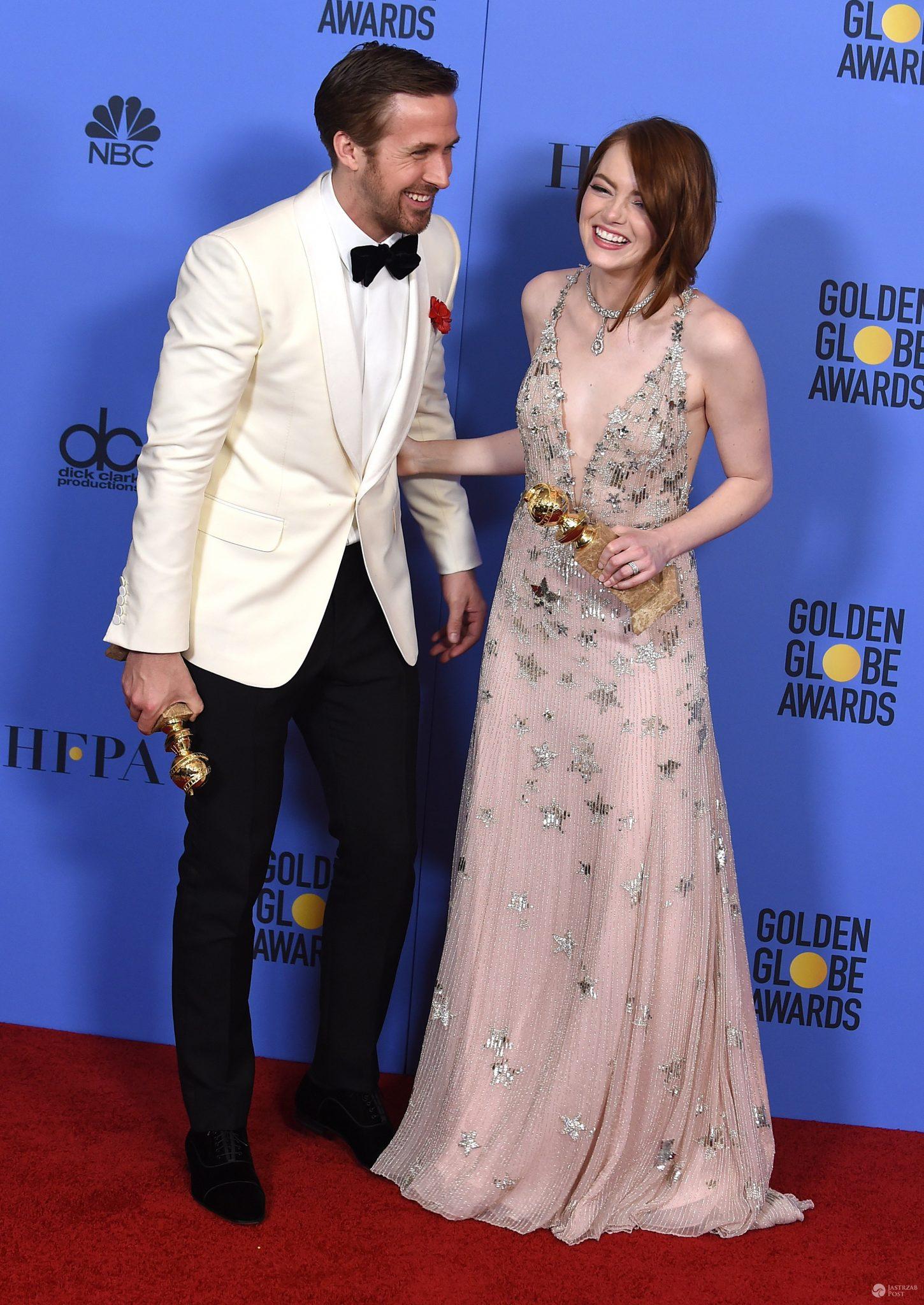 Ryan Gosling zdradził żonę Evę Mendes z Emmą Stone?