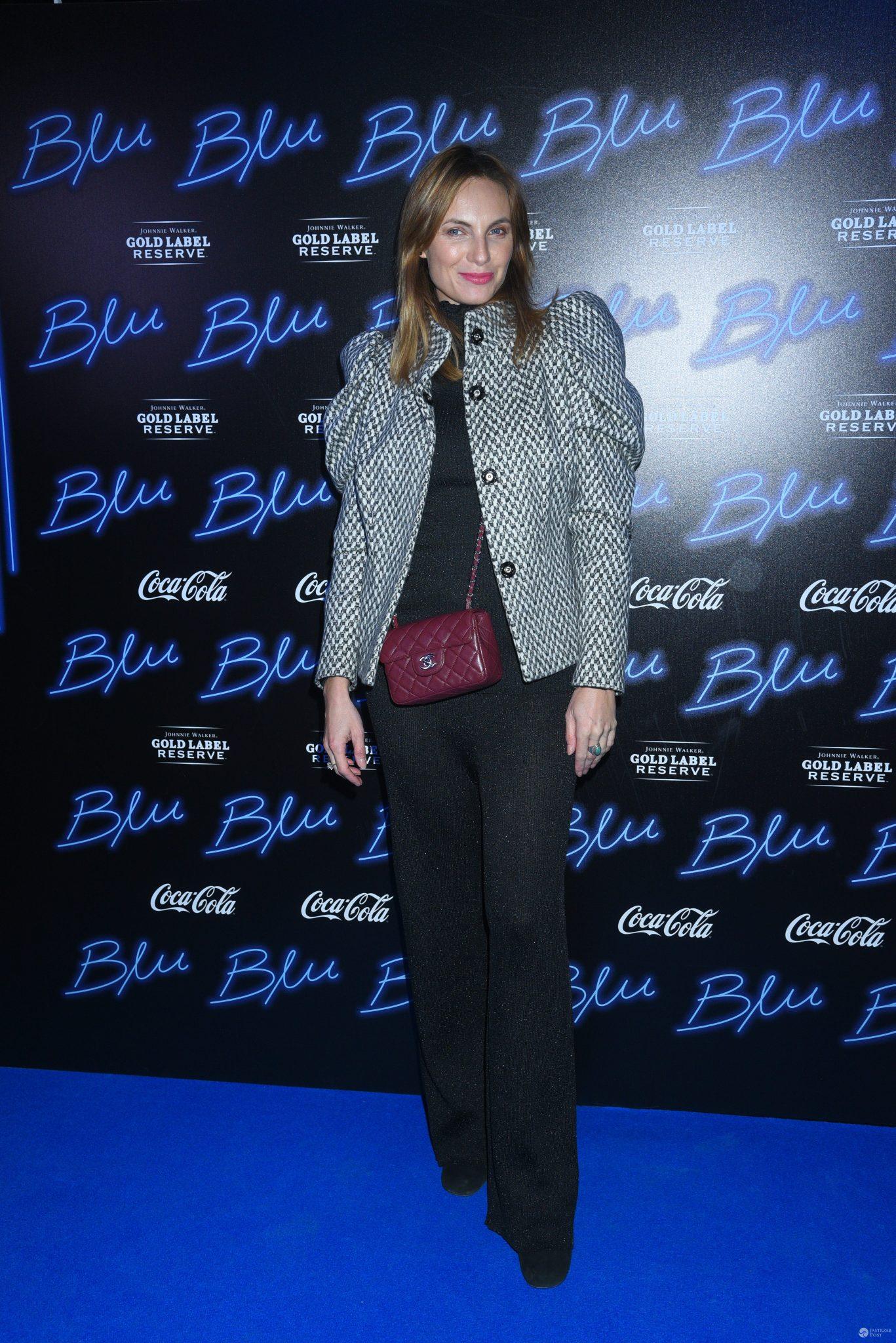 Sylwia Gliwa - otwarcie klubu Blu