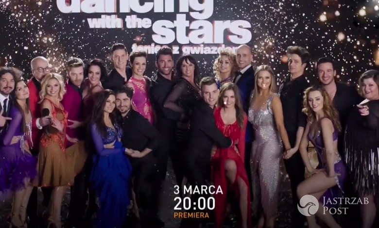 Spot promujący Taniec z gwiazdami 7