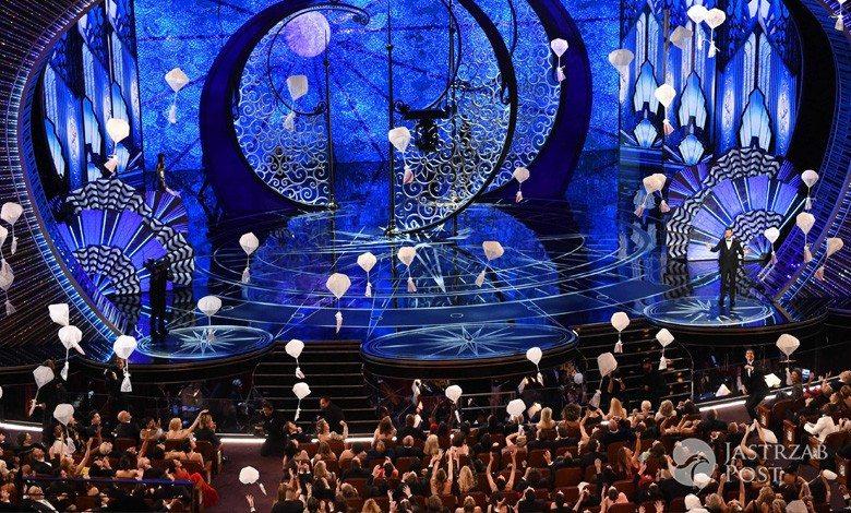 Oscary 2017: słodycze w balonikach spadły z sufitu