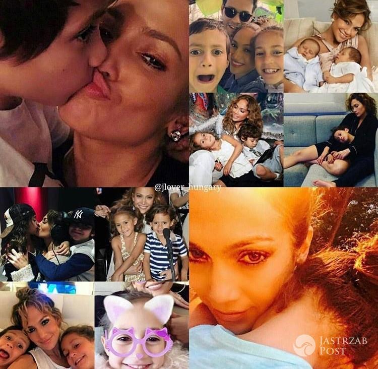 Jennifer Lopez świętuje 9 urodziny dzieci
