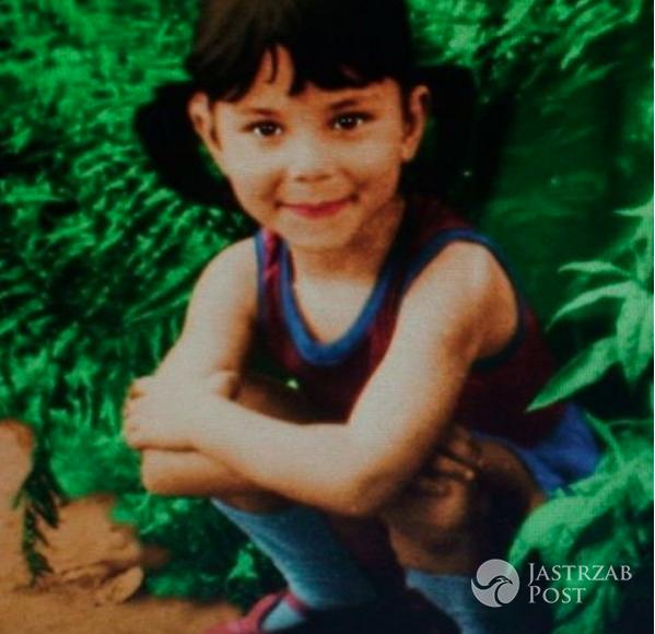 Edyta Górniak pokazała zdjęcie z dzieciństwa - Instagram