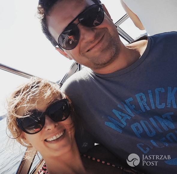 Anna Kalczyńska pokazała zdjęcie z mężem - Instagram