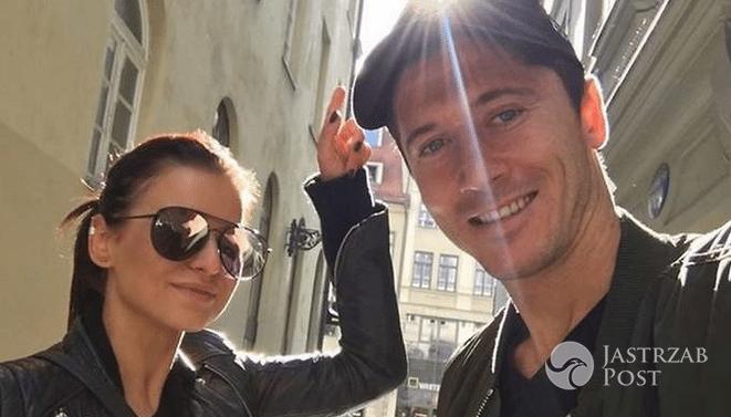 Anna i Robert Lewandowscy spędzili słoneczną niedzielę a spacerze - Instagram
