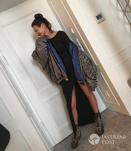 Sara Boruc w sukience za 199zł