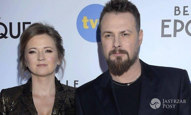 Paweł Małaszyński i Joanna Chitruszko - premiera serialu Belle Epoque