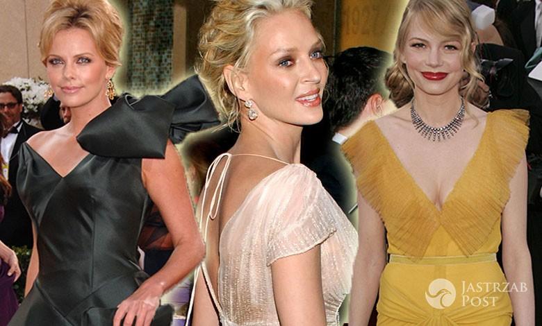 Suknie z Oscarów