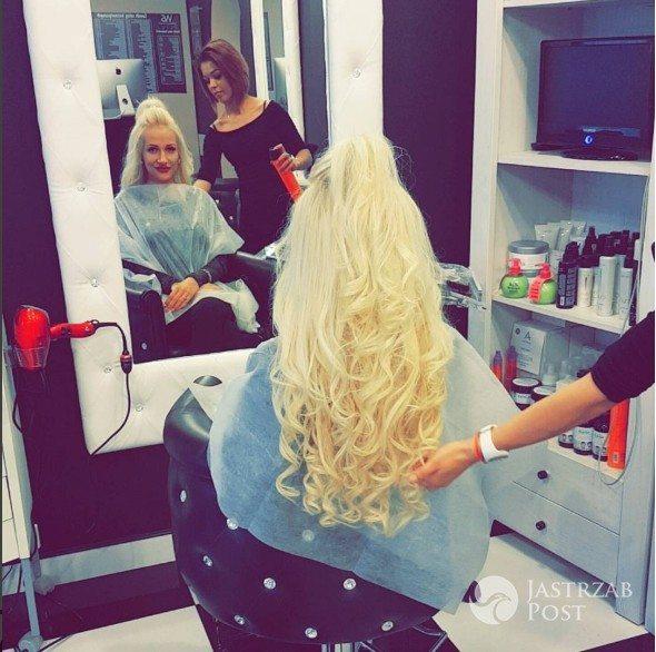 Eliza Wesołowska zmieniła fryzurę